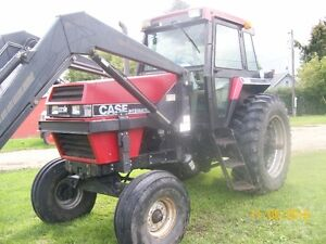 2096 Case Tractor