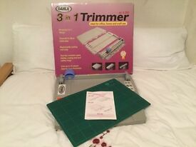 3 in 1 TRIMMER A4