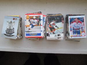 Over 460 Hockey Cards