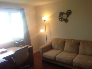 Bright 2-Bedroom Apartment in Secure Building