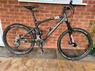 BMC Trailfox TF03 Full suspension Mountain bike