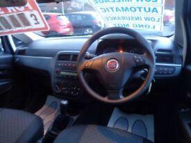 2009 Fiat Grande Punto Active Dualogic 1.4