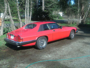 1989 Jaguar XJS Coupe (2 door)