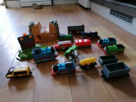 Train set unboxed