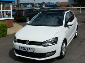 Volkswagen Polo 1.4 ( 85ps ) DSG 2013 Match Edition 5dr