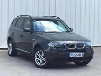 BMW X3 3.0i auto 2005MY SE AUTOMATIC, FINANCE AVAILABLE PX WELCOME
