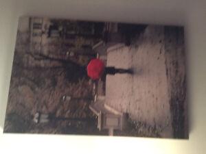 Red Umbrella pic