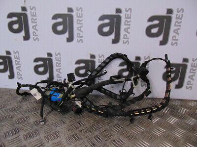 VW TOURAN BOOT WIRING LOOM 1T0971147A 2008