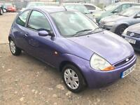 2006/06 Ford Ka 1.3 2006MY Collection LONG MOT EXCELLENT RUNNER