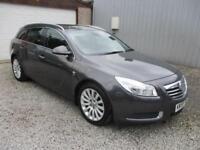 2010 Vauxhall Insignia 2.0 CDTi [160] ecoFLEX SE 5dr estate 5 door Estate
