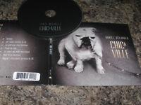 Dernier CD de Daniel Bélanger.