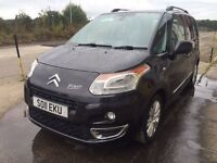 Bargain c3 Picasso 1.6 HDI £30 road tax cheap cheap insurance, great mpg