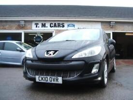 2010 Peugeot 308 1.6HDI Sport 5d **REDUCED £500**