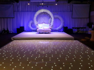 Event decoration and rental services