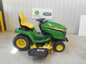 END OF SEASON BLOWOUT!!!! 2015 John Deere X590A