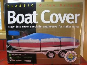 Orion Deluxe Heavy Duty Boat Cover