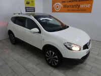 2012,Nissan Qashqai+2 1.5dCi 2WD N-TEC***BUY FOR ONLY £38 PER WEEK***