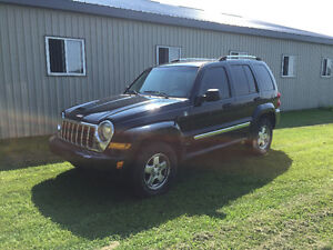 2006 Jeep Liberty CRD Limited **Diesel**
