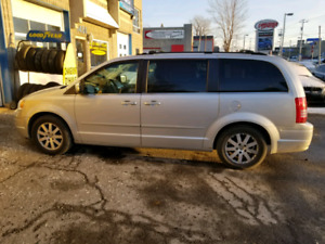 Dodge caravan Town and Country 2008