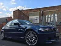 2003 BMW 3 Series 2.9 330d Sport 4dr