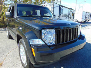 2012 JEEP LIBERTY AWD V6, ONE OWNER, CLEAN CAR-PROOF! LIKE NEW!!
