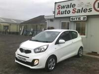 2013 KIA PICANTO 1 1L - 9,949 MILES - FULL SERVICE HISTORY - FREE TAX - 1 OWNER