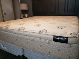 Sears Spring Air King Sized matress