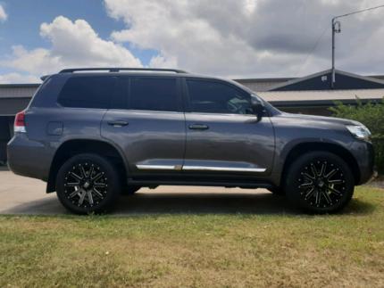 2016 Toyota Landcruiser 200 Sahara Gympie Gympie Area Preview