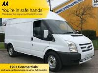 2102 / 62 Ford Transit 115ps T350m High Roof [ Workshop&Invertor ] Low miles rwd