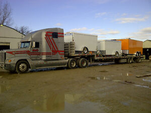 Transportation specializing in flatbed and auto carrier London Ontario image 3