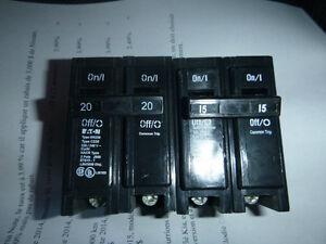 Disjoncteur 220 volts