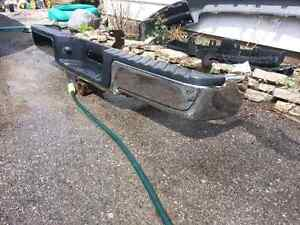 Chrome ford f150 bumper w/ tow package Kitchener / Waterloo Kitchener Area image 2