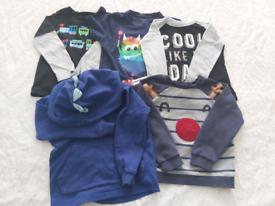 Boys Clothes Bundle 2-3yrs