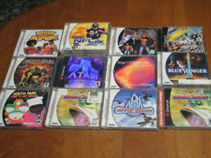 Sega Dreamcast, Saturn video games, Sega Game Gear