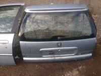 Peugeot 306 estate tailgate