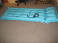 Rubber Air Mattress