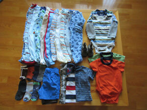 Baby boy's clothing - Size 6 to 12 months