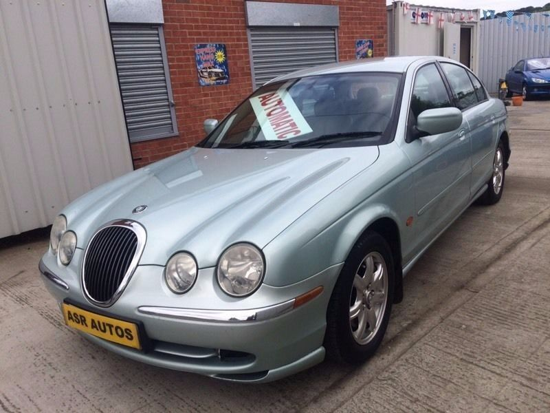 00 Jaguar S Type 3 0 V6 Automatic Mot March 2017 Leather Alloys Px To Clear