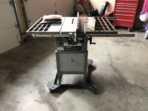 "Brentwood/King KC-10RC 10"" Table Saw"
