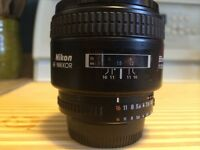 Nikon lenses for sale!