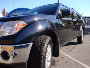 2012 Nissan Frontier SV Crew Cab 6ft Bed Pickup Truck