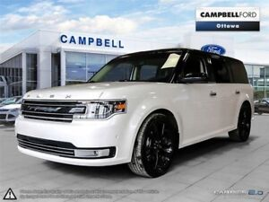 2017 Ford Flex Limited AWD-ECO BOOST LOADED--ONLY 1