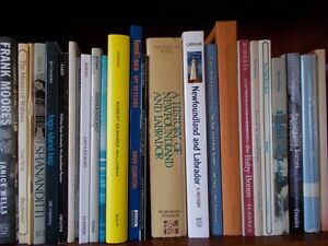 Collections of Newfoundland Books
