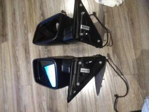 Both left and right Dodge Ram OEM Mirrors