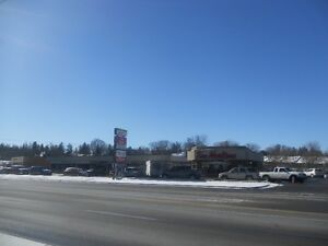 RETAIL UNIT IN TIM HORTONS ANCHORED PLAZA BRANTFORD