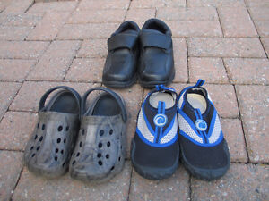 Boys Footware - excellent condition; very gently used