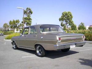 Pontiac acadian canso 1964
