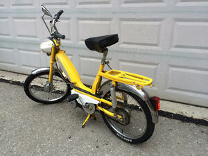 Vintage 1969 - Cady Motobecane moped - Great condition $677 OBO!