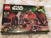 Star Wars - Duel On Geonosis 75017 Lego Set