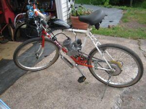 Norco Motorized Bike